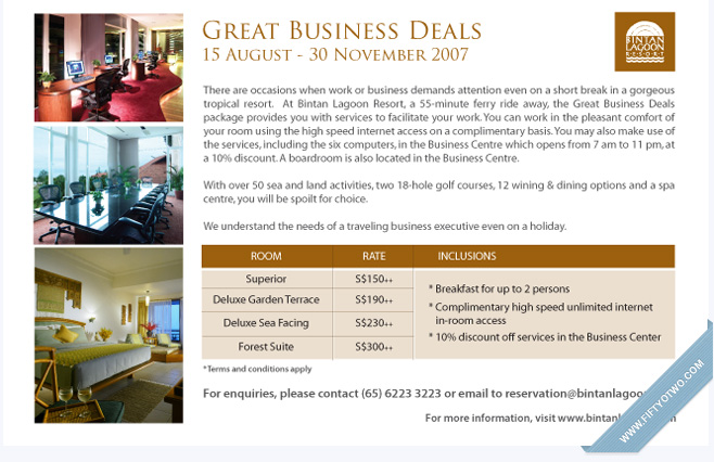 blr-business deals - print ad