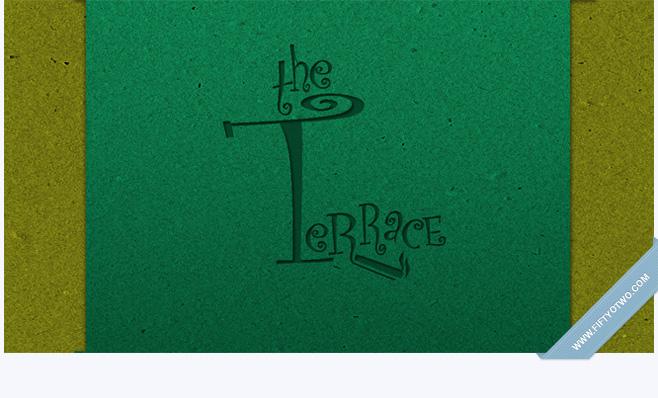 The Terrace Logo Design
